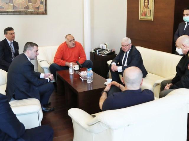 Борисов: Нашите фармацевтични фирми са готови да започнат производство на хинин
