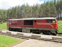 Нашенските влакове са другата страст на туристите.