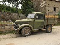 Камионите от миналия век са мнооого интересни.